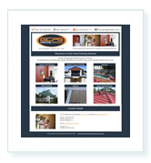 Gold Coast One Page Website Design